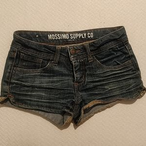 Mossimo Supply Co. Fit 6 Denim Shorts